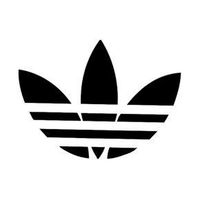 アディダススニーカーロゴ