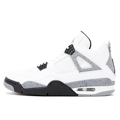 ジョーダン4 White cement 308497-103 画像