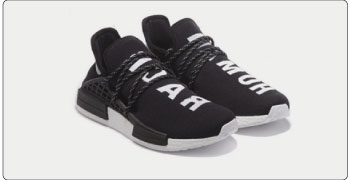 PW Human Race NMD black 画像